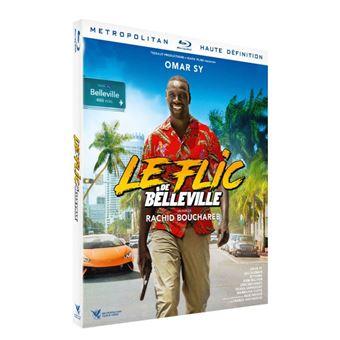 Le flic de Belleville Blu-ray
