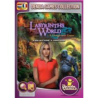 LABYRINTHS OF THE WORLD - DANGEROUS GAME COLLECTOR FR/NL PC