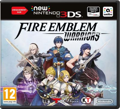 Fire Emblem Warriors Nintendo New 3DS
