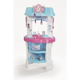 cuisine enfant la reine des neiges smoby 22 accessoires. Black Bedroom Furniture Sets. Home Design Ideas