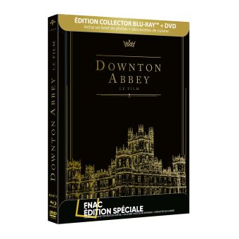 Downton AbbeyDownton Abbey Le Film Edition Deluxe Exclusivité Fnac Combo Blu-ray DVD