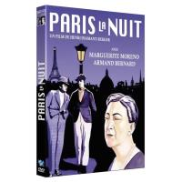 Paris la nuit DVD