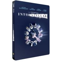 Interstellar/steelbook iconic edition limitee