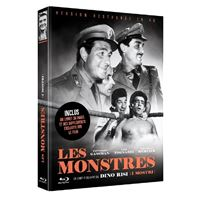 The Monstres Mediabook Edition Collector Blu-ray