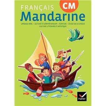 Mandarine Français CM