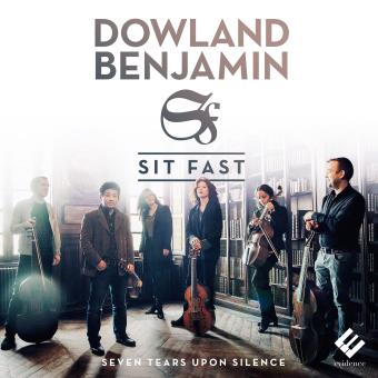Dowland : Seven tears Upon Silence Digipack