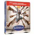 Ratatouille Steelbook Edition spéciale Fnac Blu-ray