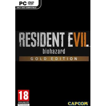 Resident Evil 7 Gold Edition Mix Pc