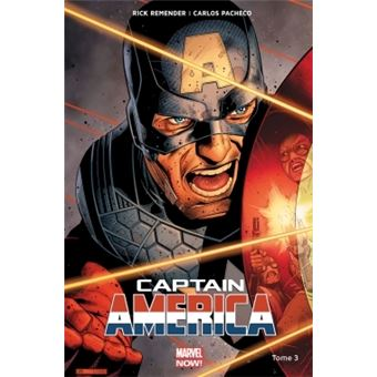 Captain AmericaCaptain america marvel now