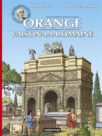 Orange Vaison-la-romaine