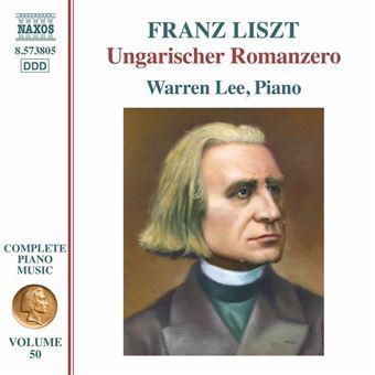 Liszt-ungarischer romanzero, s.241a