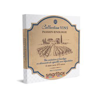 Coffret Cadeau Smartbox Passion œnologie