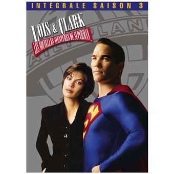 Loïs et ClarkLoïs et Clark, les nouvelles aventures de Superman Saison 3 DVD