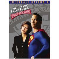 Loïs et Clark, les nouvelles aventures de Superman Saison 3 DVD