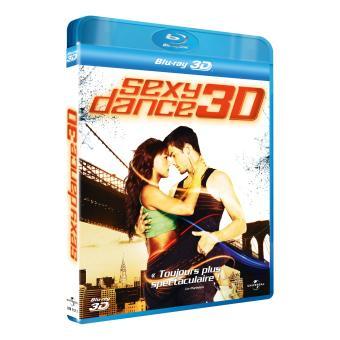 Sexy danceSexy Dance 3 - Blu-Ray - Version 3D