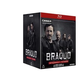BraquoBraquo Saisons 1 à 4 Coffret Blu-ray