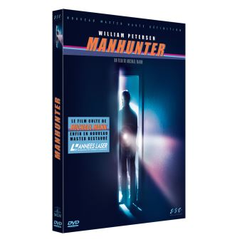 Manhunter DVD