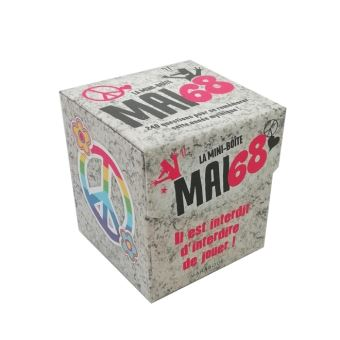 Mini boite apéro culte spécial Mai 68