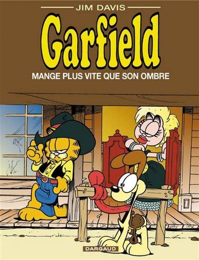 Garfield mange plus vite que son ombre