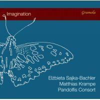 Imagination/sonates et fantaisies baroques pour alto et clav
