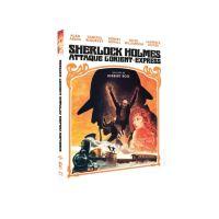 Sherlock Holmes attaque l'Orient Express Blu-ray