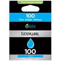 Cartouche Lexmark No 100 (14N0900B) Cyan