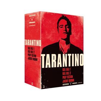 Coffret Quentin Tarantino 4 Films DVD