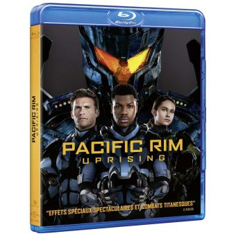 Pacific Rim SeriesPacific Rim Uprising Blu-ray