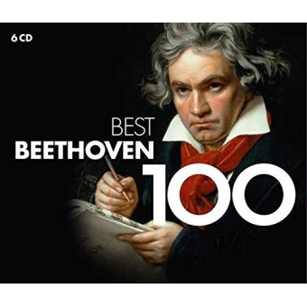 100 BEST BEETHOVEN/6CD