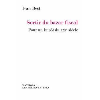 Sortir du bazar fiscal ned