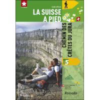 La suisse a pied chemin des cretes du jura