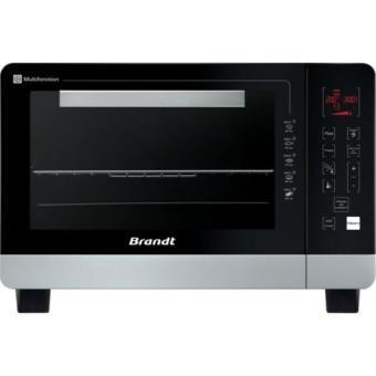 Mini Four Posable Brandt FC405MES Multifonction 40 L Silver