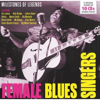 Female Blues Singers