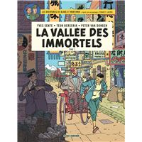 Blake & Mortimer - La Vallée des Immortels - Menace sur Hong Kong