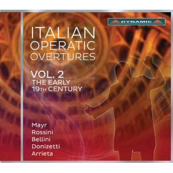 ITALIAN OPERATIC OVERTURES - VOL.2
