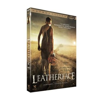 Leatherface DVD