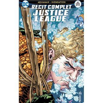 Justice leagueL'Ambassade de l'Atlantide ouvre ses portes !