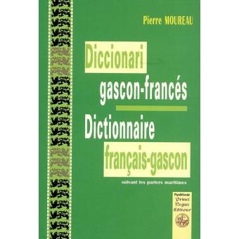 Diccionari gascon-frances et d