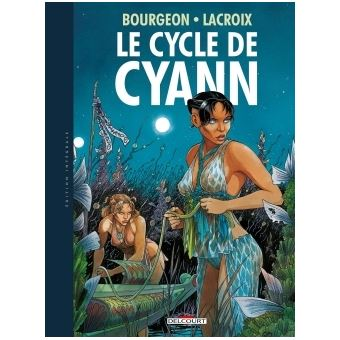 Le cycle de CyannCycle de Cyann - Intégrale