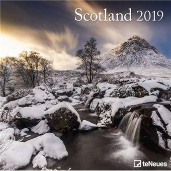Schotland - Scotland Kalender 2019
