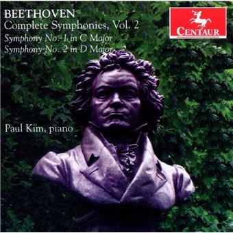 Complete symphonies vol2