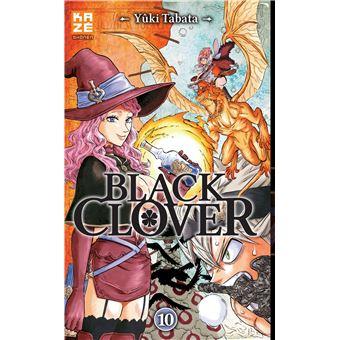Black coverBlack Clover