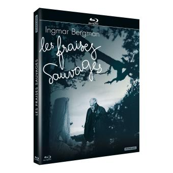Les fraises sauvages Edition Collector Blu-Ray
