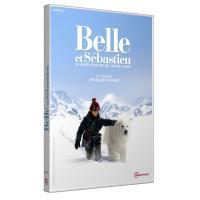 Belle et Sébastien, le film DVD