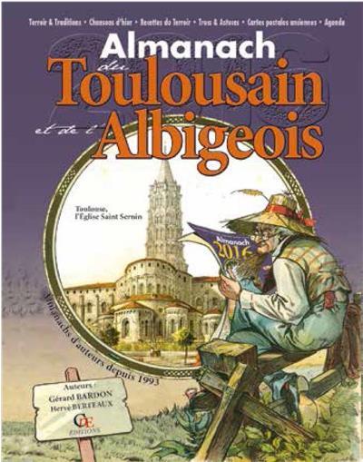 Almanach 2016 du Toulousain et de l'Albigeois