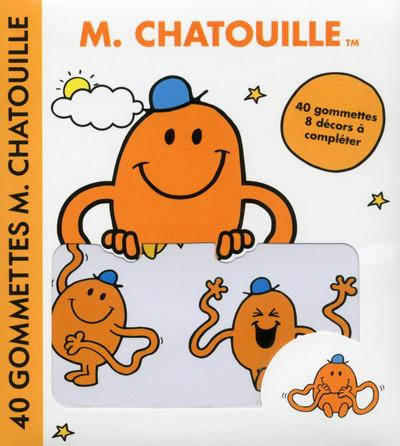 Monsieur Madame - Gommettes : Monsieur Chatouille