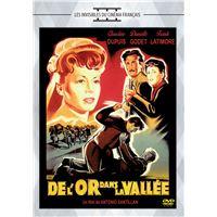 De l'or dans la vallée DVD