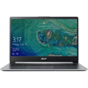 "Acer Swift 1 SF114-32-C2UJ 14"" 64Go SSD 4Go RAM Celeron N4000 Intel UHD Graphics 600"