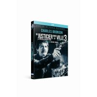 Un justicier dans la ville 3 Le justicier de New York Blu-ray