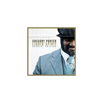 Liquid spirit edition sp ciale fnac cd album en gregory - Gregory porter liquid spirit album download ...
